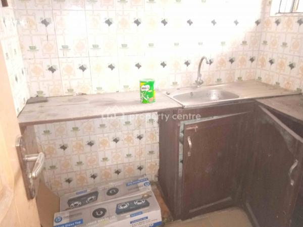 a Big Room Self Contained, Sangotedo, Ajah, Lagos, Self Contained (single Rooms) for Rent