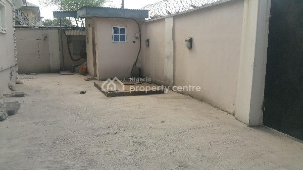 Block of 4 Flats, Anthony Village, Maryland, Lagos, Flat for Rent