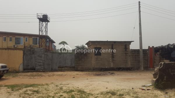 Fenced and Gated Dry Land, Lovena Alaoma Street By 2nd Transfomer Greenville Estate, Badore, Ajah, Lagos, Residential Land for Sale
