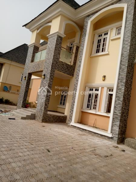 a Well Finished 6bedroom Detached Duplex with 2 Room Self Contained Bq, Efab Metropolis Gwarinpa Extension, Karsana, Gwarinpa, Abuja, Detached Duplex for Rent