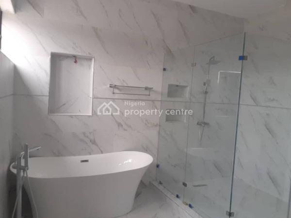New 4 Bedroom Luxury Terraced Triplex Serviced, Off Admiralty Way, Lekki Phase 1, Lekki, Lagos, Terraced Duplex for Rent