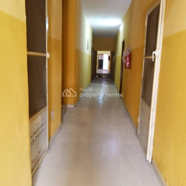 Decent Newly Renovated 2 Units of Single Room Self Contained with Car Park, Onike, Yaba, Lagos, Self Contained (single Rooms) for Rent