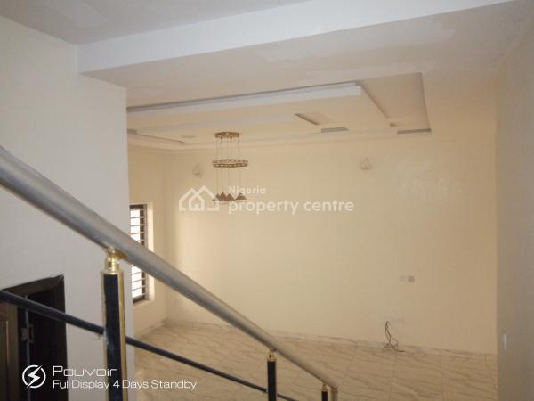 a Brand New & Captivating 4 Bedroom Terrace with 24hrs Power, Ikota Villa Estate, Lekki, Lagos, Terraced Duplex for Rent