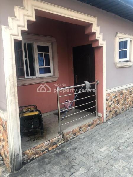 Spectacular Semi Detached Bungalow of 3,2,1 Bedrooms, Okuokoko, Okpe, Delta, House for Sale