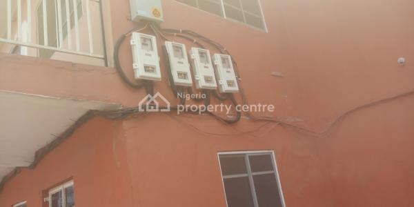Renovated 3 Bedroom Flat  Very Spacious, Off The Onike Round About, Onike, Yaba, Lagos, Flat for Rent