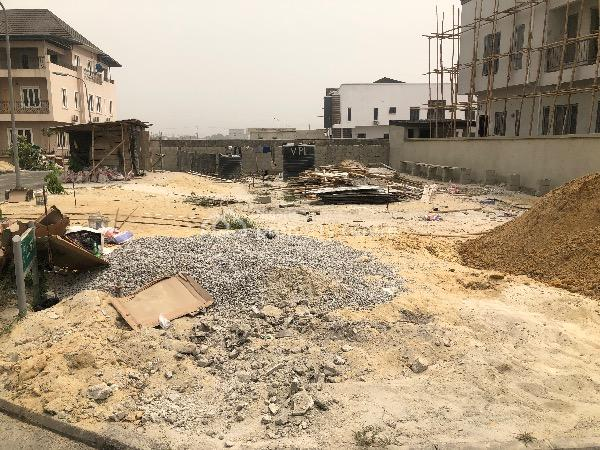 500sqm Plot of Land (corner Piece), Arcadia Groove Estate, Osapa, Lekki, Lagos, Residential Land for Sale