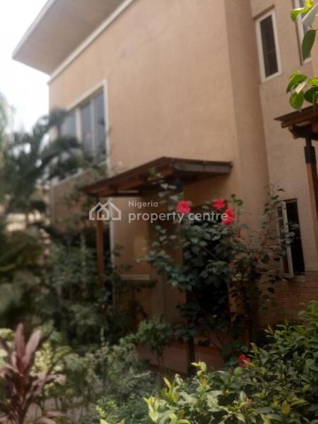 an Executive and Luxury 3 Bedroom Terrace Duplex, @ Herliconia Estate, Off Herbert Macaulay Way, Saint Agnes, Yaba, Lagos, Terraced Duplex for Rent