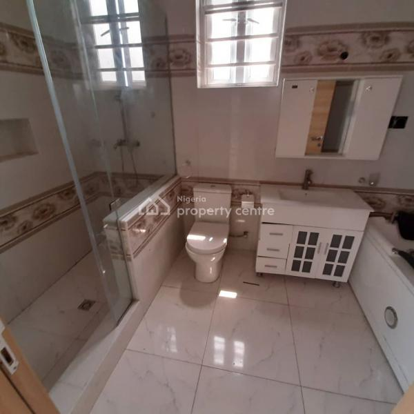 Beautifully Finished 4 Bedroom Semi-detached House, Chevron Estate By Alternative Route, Lekki Phase 2, Lekki, Lagos, Semi-detached Duplex for Sale