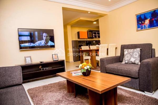 New 2 Bedrooms Flat 24/7 Light and Water, Garki 2, Garki, Abuja, Flat Short Let