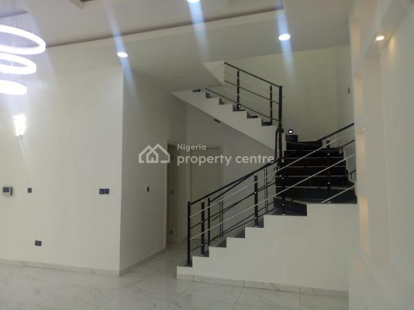 American Standard 5 Bedroom Fully Detached Duplex with Bq, Osapa, Lekki, Lagos, Detached Duplex for Sale