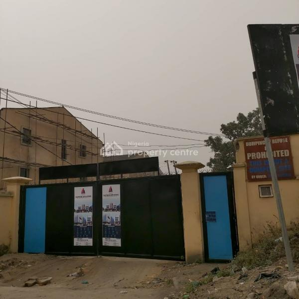 a Residential Land, Opposite Bishop Adelakun Howells Memorial Church, Behind National Stadium, Alaka, Surulere, Lagos, Residential Land for Sale