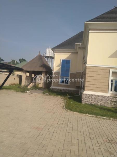 5 Bedroom Detached Duplex with 2 Guest Chalet, Maitama, Gwarinpa, Abuja, Detached Duplex for Sale