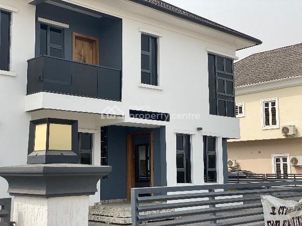 Lovely 4 Bedroom Detached House in an Estate with Great Infrastructure, Royal Gardens Estate, Ajah., Lekki, Lagos, Detached Duplex for Rent