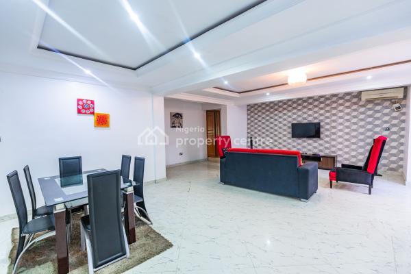Amazingly Space Luxury Three Beds, Off Glover Road, Old Ikoyi, Ikoyi, Lagos, Flat Short Let
