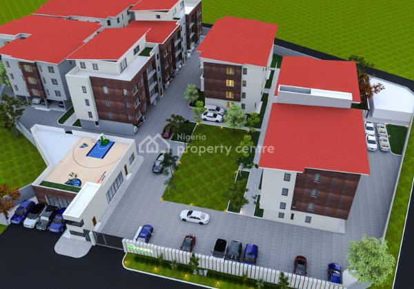 3 Bedroom Apartment with Maids Room, T.m Meadows, Osholake Street, Ebute Metta East, Yaba, Lagos, Block of Flats for Sale