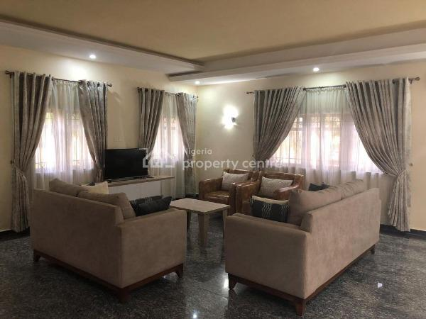 Three (3) Bedrooms Furnished Apartment, Off Ibrahim Babangida Boulevard, Maitama District, Abuja, Flat for Rent