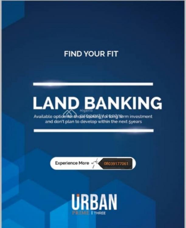 Urban Prime 3 Estate Stunning Destination for Every Resident, Abraham Adesanya, Ogombo, Ajah, Lagos, Residential Land for Sale