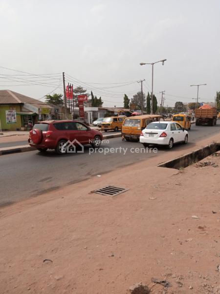 Land Space, Arida Bus Stop Opposite Uba Bank Idimu- Ikotun Road, Alimosho, Lagos, Commercial Land for Rent