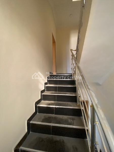 Tasteful Newly Built 4 Bedroom Semi Detached Duplex with Excellent Finishing, After 2nd Toll Gate, Lekki Phase 1, Lekki, Lagos, Semi-detached Duplex for Sale