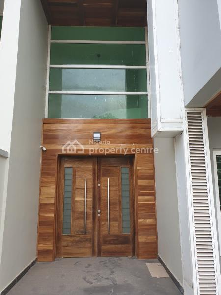 Newly Built 2 Nos of 5 Bedroom Semi-detached House with a Room B/q, Ladoke Akintola Street., Ikeja Gra, Ikeja, Lagos, House for Rent