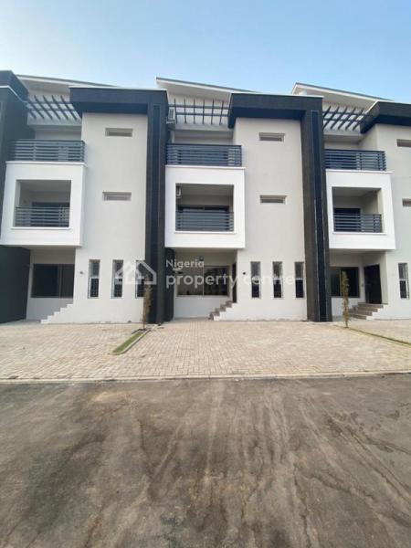 5 Bedrooms Terrace Duplex in an Exquisite Location, Jabi, Abuja, Terraced Duplex for Sale