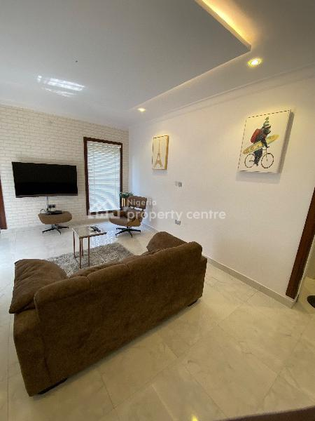 Luxury Fully Serviced One Bedroom Penthouse, Lekki, Lagos, Flat for Rent