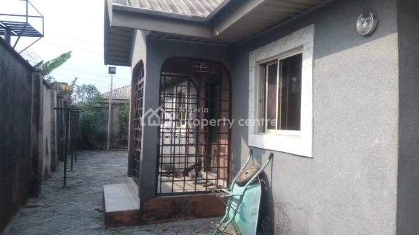 Elaborate 5 Bedroom Bungalow with 2 Bedroom Boys Quarters, Ugbolokposo, Uvwie, Delta, House for Sale