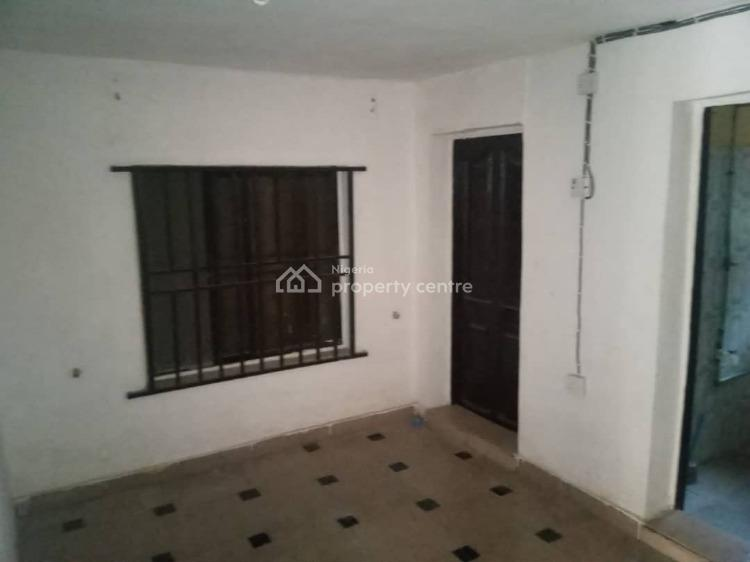 a Newly Renovated Room Self Contained, Oworo, Gbagada, Lagos, Self Contained (single Rooms) for Rent