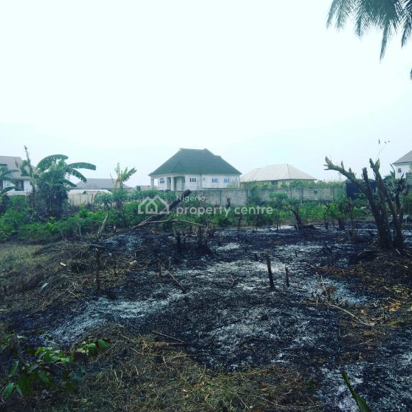 Plots of Land in a Well Planned Estate with Layouts, New Layout Estate Egbelu Elimgbu, Rumuokwurusi, Port Harcourt, Rivers, Residential Land for Sale