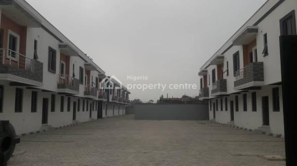 24 Units of All Rooms Ensuite 3 Bedrooms Terraced House with Bq, Lafiaji Community Off Orchid Hotel Road, Lafiaji, Lekki, Lagos, Terraced Duplex for Sale