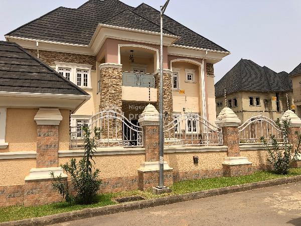 5 Bedroom Duplex, Efab Metropolis, Gwarinpa, Abuja, Detached Duplex for Sale