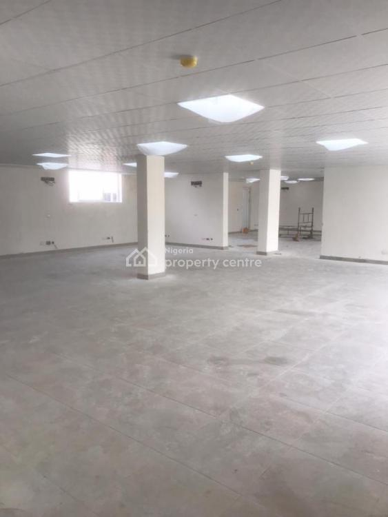 Open Plan Office Space - 180sqm, Off Admiralty Way, Lekki Phase 1, Lekki, Lagos, Office Space for Rent