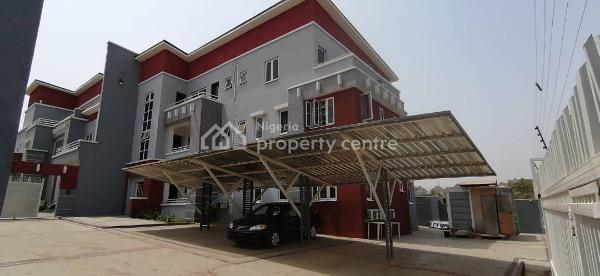 New Luxury 3 Bedrooms Flat Wit Gen and Ac, Opposite Games Village, Games Village, Kaura, Abuja, Flat for Rent