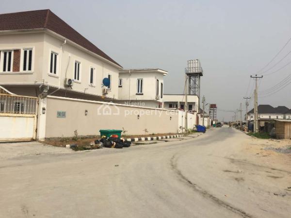 300sqm Land, Avon Estate Beside Victoria Crest 3, Lafiaji, Lekki, Lagos, Residential Land for Sale