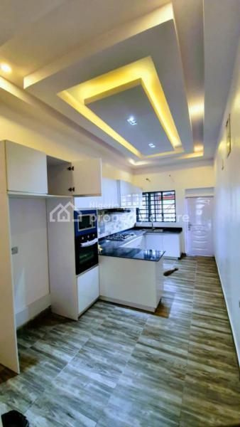 Tastefully Finished 4 Bedroom Semi Detached House, Orchid Road, Lafiaji, Lekki, Lagos, Semi-detached Duplex for Sale