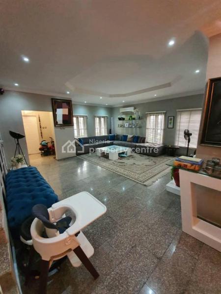 Luxury 4-bedroom Terrace Duplex with 1 Room Bq, Agungi, Lekki, Lagos, House for Sale