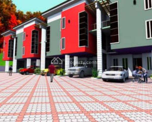 Affordable Luxury Home with Flexible Payment Plan for (1-15) Years, Meadow Hall Way, Bella Courts., Lekki Phase 1, Lekki, Lagos, Block of Flats for Sale