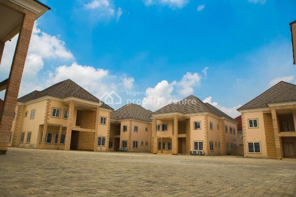 Newly Built 5 Bedroom Duplexes with State-of-the-art Facilities, Maitama District, Abuja, Detached Duplex for Sale