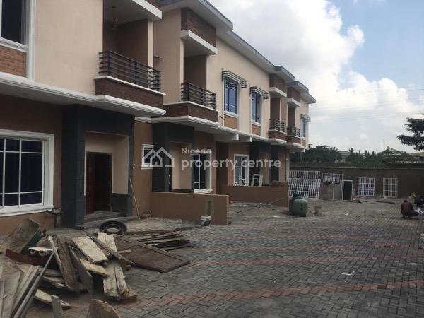 4 Bedroom Terrace Duplex, Adeniyi Jones, Ikeja, Lagos, Terraced Duplex for Sale