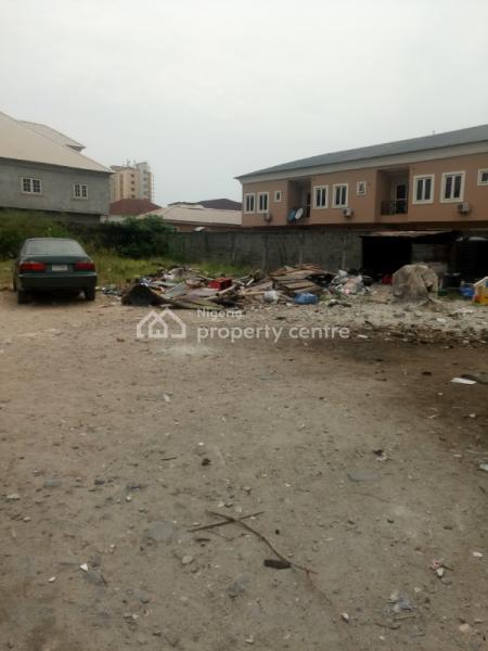 986sqm Dry Land, Hakeem Dickson, Lekki Phase 1, Lekki, Lagos, Residential Land for Sale