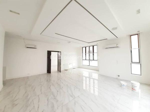 Luxury 5 Bedroom Detached Duplex with Bq., Osapa, Lekki, Lagos, Detached Duplex for Sale