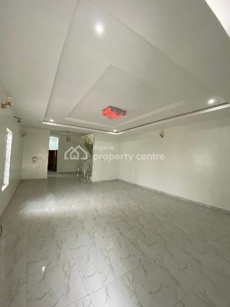 Newly Built 5 Bedroom Semi Detached Duplex + B.q, Agungi, Lekki, Lagos, Semi-detached Duplex for Rent