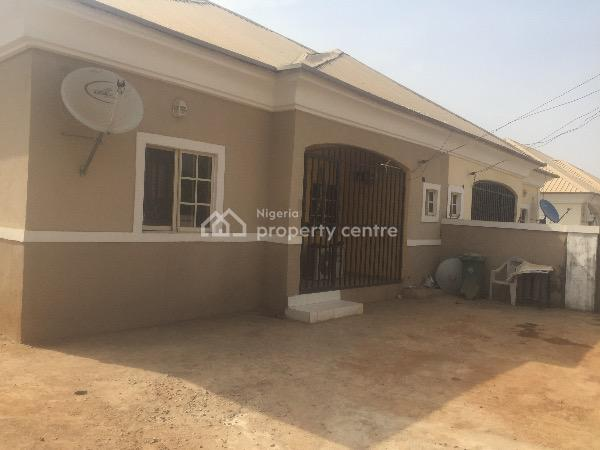 2bedroom Semi Detacched Bungalow with Bq, Julix Estate ., Lugbe District, Abuja, Semi-detached Bungalow for Sale
