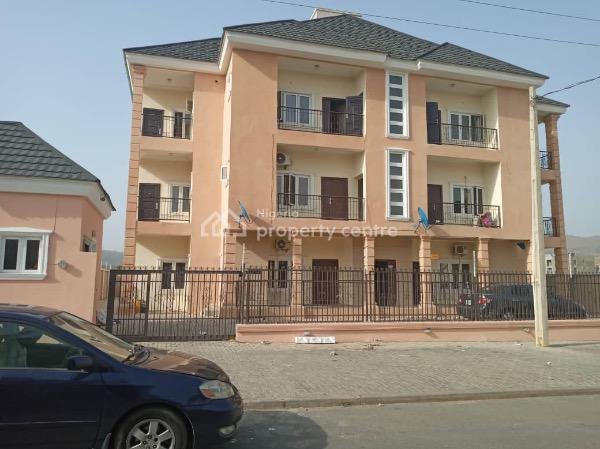 3 Bedrooms Block of Flat with 4 Toilets, Jahi, Jahi, Abuja, Flat for Sale