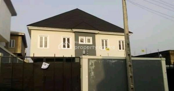 Executive 4bedroom Semi Detached with Bq and C of O, Magodo Phase One Isheri, Gra, Magodo, Lagos, Semi-detached Duplex for Sale
