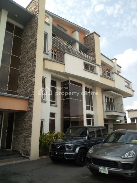 Tasteful 4 Bedroom Penthouse, Banana Island, Ikoyi, Lagos, Flat for Rent