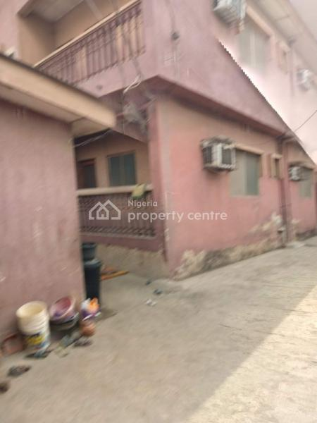 6 Units of 3 Bedroom Apartments, Ago Palace Way, Ago Palace, Isolo, Lagos, Block of Flats for Sale