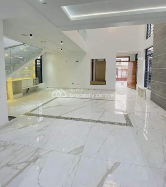 6 Bedroom Detached Houses, Lekki Phase 1, Lekki, Lagos, Detached Duplex for Sale