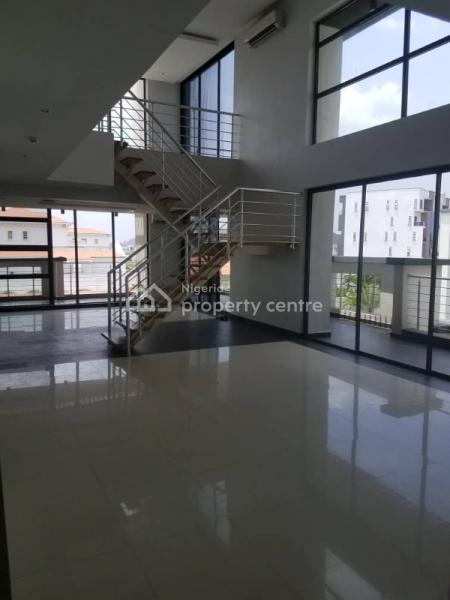 3 Bedroom Glass House Duplex with Bq, Banana Island, Ikoyi, Lagos, Semi-detached Duplex for Rent