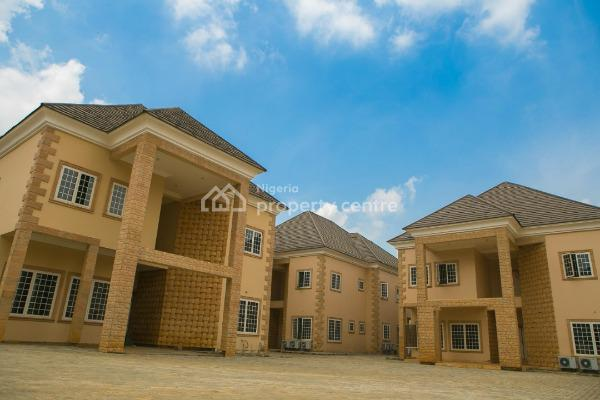 9 Units of 6 Bedroom Duplex with Guest Chalet, Maitama District, Abuja, Detached Duplex for Sale